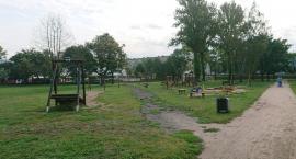 Park jest, plac zabaw jest, sad edukacyjny jest, a toalety nie ma