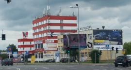 Z Hotelu Turkus zniknie czerwono-biała blacha falista