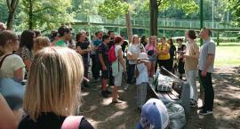 To była spontaniczna akcja, dzięki której jest czyściej w Lesie Zwierzynieckim