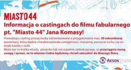 Dziś w Białymstoku casting do filmu