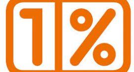 1 proc. podatku najczęściej trafia do organizacji pożytku publicznego wydających duże kwoty na rekla