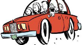 Carpooling, czyli podwieź nieznajomego