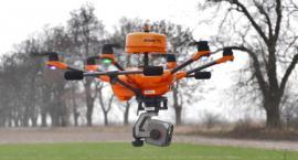 Kiedy trzeba ratować w trudnych warunkach może sprawdzić się dron