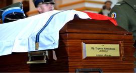 Major Szendzielarz może być upamiętniony pomnikiem w Białymstoku