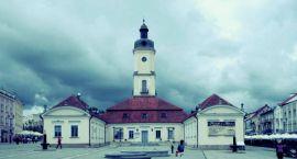 Białostocki Ratusz będzie niebieski