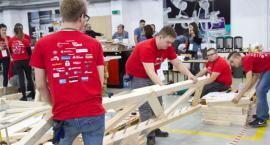 Studenci Politechniki zbudowali najlepszy most o nośności 86,00 kN