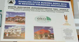Eko-Osiedle budową roku 2014 w regionie północno - wschodnim