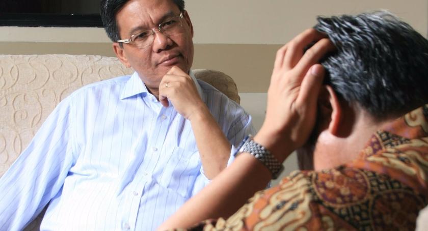 Handel i usługi, Psychoterapeuta - zdjęcie, fotografia