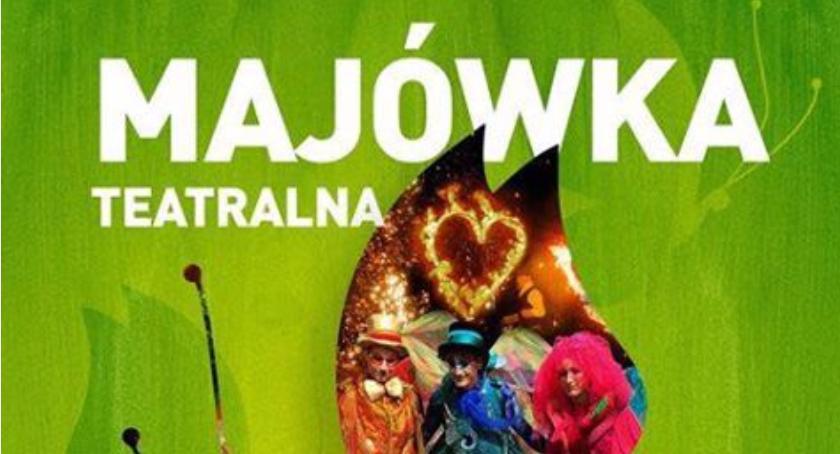 Imprezy plenerowe, Teatralna Majówka Parku Polińskiego - zdjęcie, fotografia