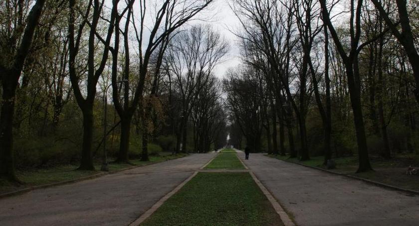 Zieleń, sprawdzi sprzedaż fragmentu Parku Skaryszewskiego - zdjęcie, fotografia