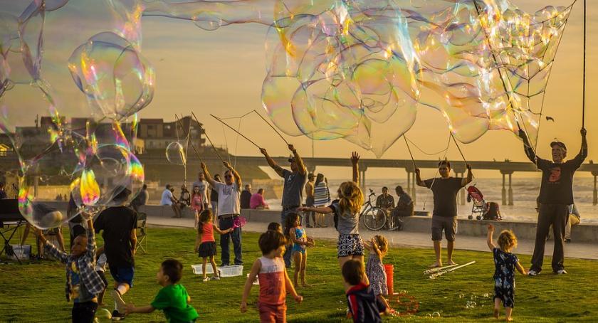 Imprezy plenerowe, Dzień Dziecka Pradze Południe [PROGRAM] - zdjęcie, fotografia