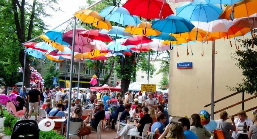 Imprezy plenerowe, Święto Saskiej Kępy zakazem Miasto Nasze - zdjęcie, fotografia
