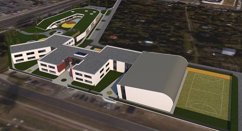 Szkolnictwo, odblokowało budowę szkoły Nowaka Jeziorańskiego - zdjęcie, fotografia