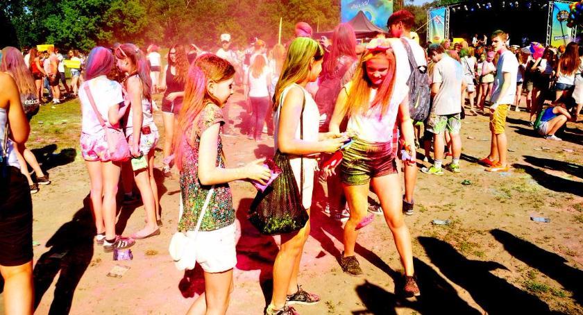 Warsaw Holi Festival zdjęcia