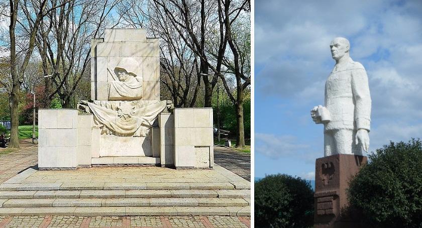 Pomniki, Pragi Południe zniknie Pomnik Wdzięczności Żołnierzom Armii Czerwonej Pomnik Berlinga - zdjęcie, fotografia
