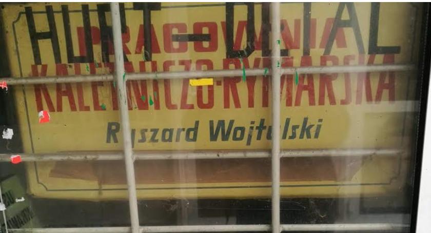 Handel i usługi, Ryszard unikalny dziś kaletnik Grochowa - zdjęcie, fotografia
