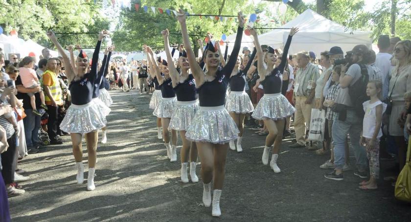 Imprezy plenerowe, Święto Francji Parku Skaryszewskim [ZDJECIA] - zdjęcie, fotografia