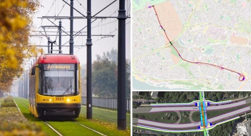 Tramwaj na Gocław, decyzja dotycząca tramwaju Gocław! - zdjęcie, fotografia