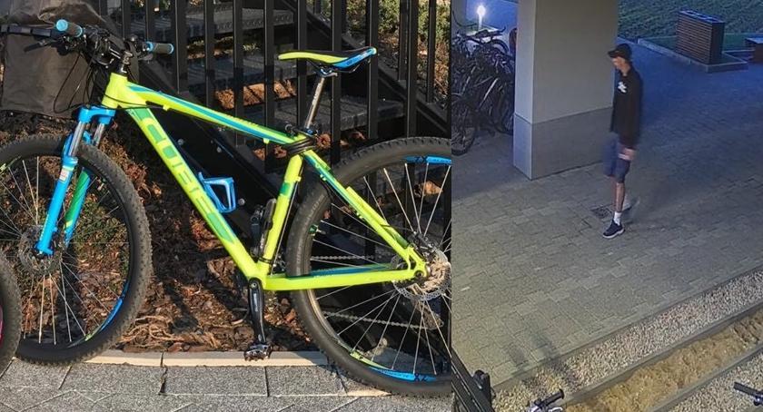 Kradzieże i rozboje, Ktokolwiek widział Szukamy sprawców kradzieży samego roweru! - zdjęcie, fotografia