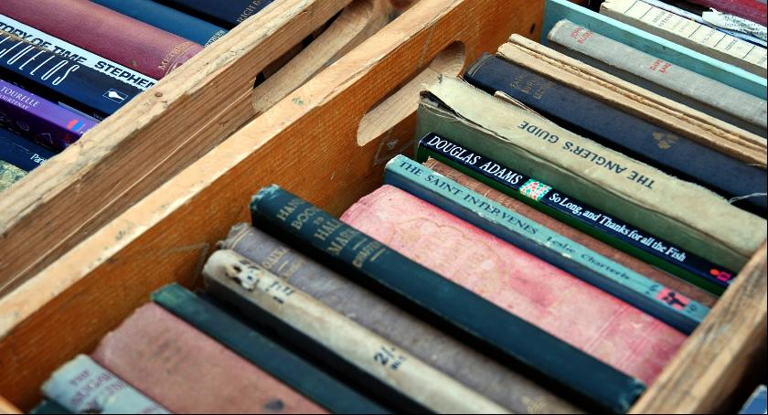 Literatura, Wakacyjny Bazar Książki Grochowie - zdjęcie, fotografia