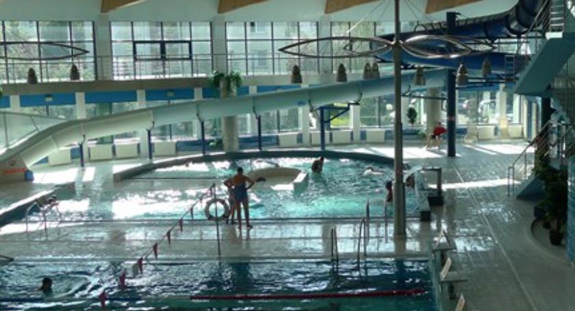 Pływanie, Uwaga! Przerwy techniczne basenach! - zdjęcie, fotografia