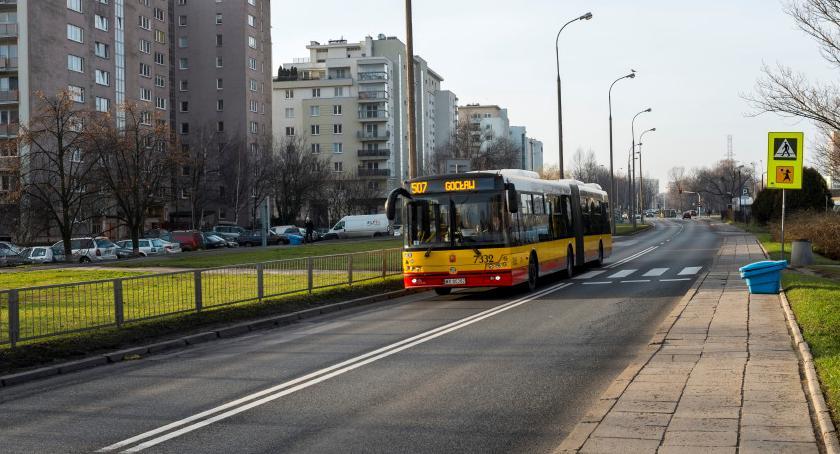 Rower, końcu szansa spójną infrastrukturę rowerową Gocławiu - zdjęcie, fotografia
