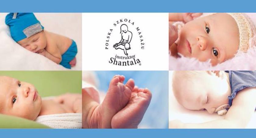 Opieka zdrowotna, Sposób niemowlę Masaż Shantala rodziców - zdjęcie, fotografia