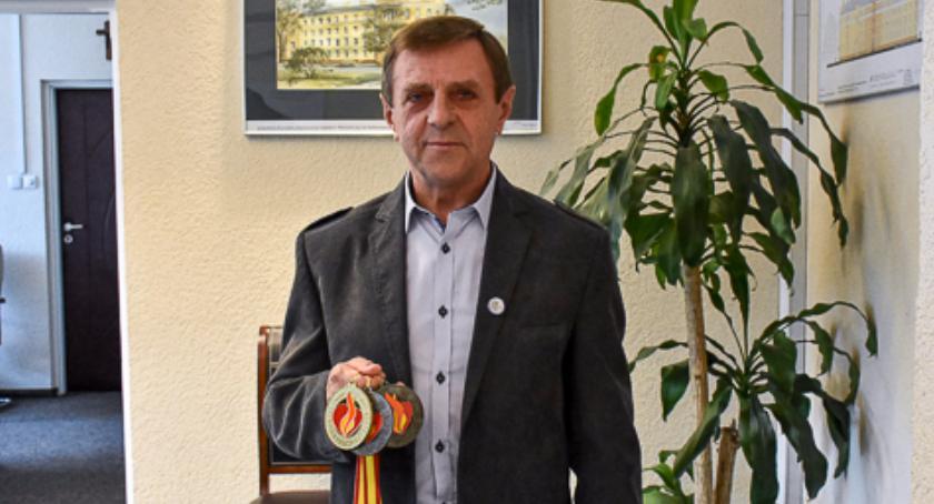 Inne dyscypliny, Olmpijczyk Pragi Południe zdobył medale Polski - zdjęcie, fotografia
