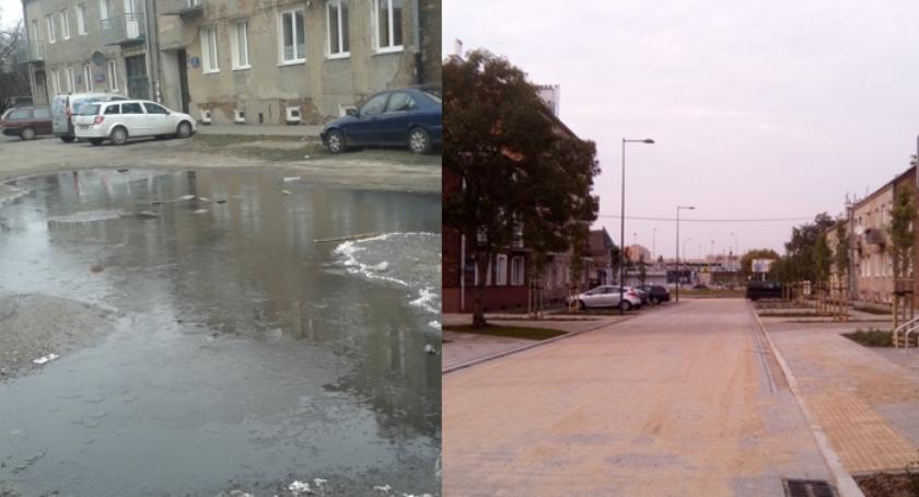 Ulice, Frycza Modrzewskiego wielkiej metamorfozie Zmieniło niemal wszystko - zdjęcie, fotografia