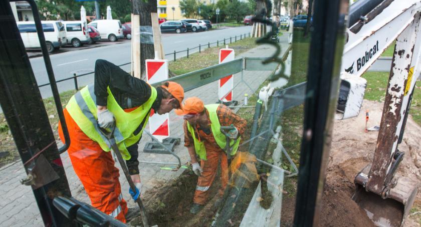 Ulice, oświetlenie Grenadierów najbliższych tygodniach! - zdjęcie, fotografia