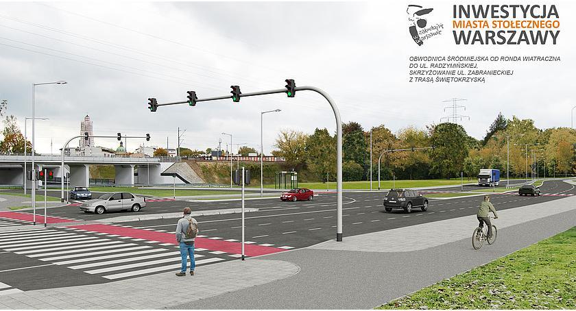 Ulice, ronda Wiatraczna Radzymińskiej ruszyły konsultacje sprawie obwodnicy śródmiejskiej - zdjęcie, fotografia