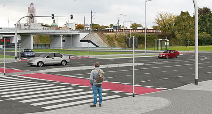 Inwestycje, dzielnicy przeciwna projektowi obwodnicy śródmiejskiej stanowisko - zdjęcie, fotografia