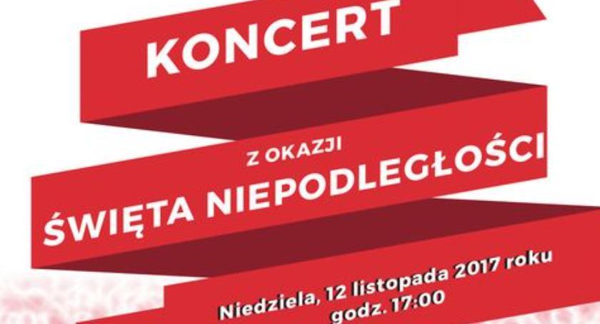 Zapowiedzi, Koncert okazji Święta Niepodległości Promie Kultury Saska Kępa - zdjęcie, fotografia