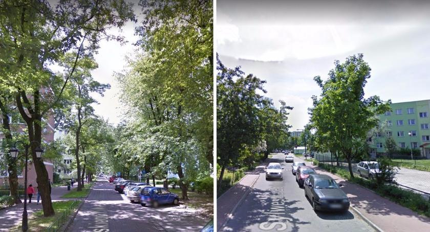 Ulice, Dekomunizacja nazwy zmiany Grochowie Gocławiu - zdjęcie, fotografia