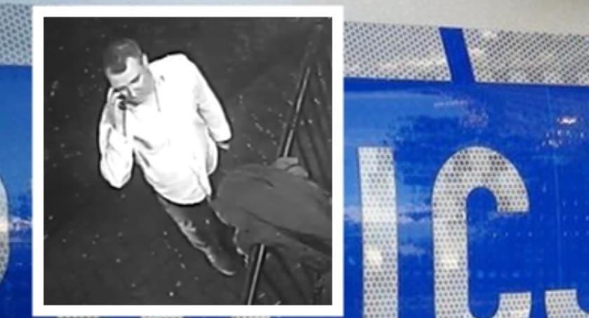 Bezpieczeństwo, Kolejne pobicie przed klubem Poszukiwany mężczyzna zdjecia! - zdjęcie, fotografia