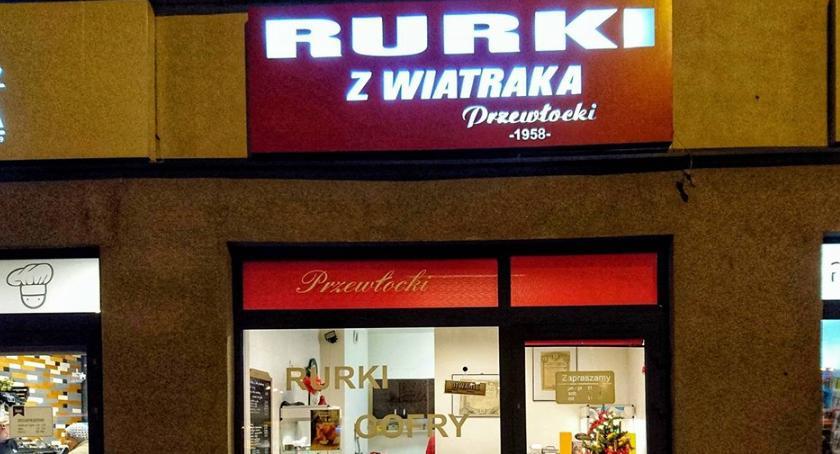 Handel i usługi, Rurki Wiatraka kultowa cukiernia zniknie Grochowa - zdjęcie, fotografia