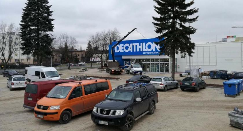 Handel i usługi, Znamy termin otwarcia Decathlon Ostrobramska! - zdjęcie, fotografia