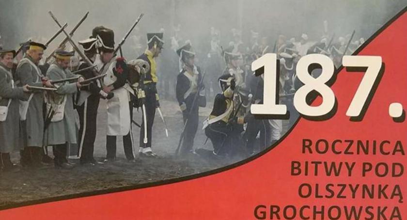 Wydarzenia, rocznica bitwy Olszynką Grochowską - zdjęcie, fotografia