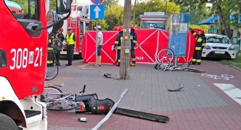 Wypadki, Ruszył proces tragicznym wypadku Fieldorfa - zdjęcie, fotografia