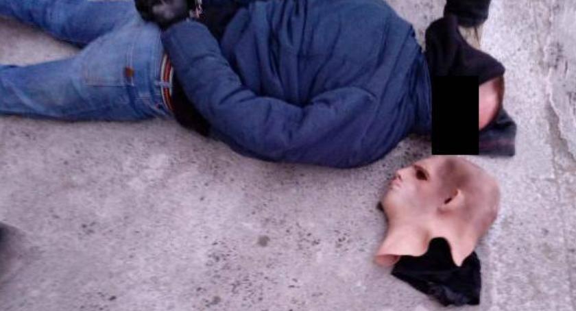 Kradzieże i rozboje, Dzień kradzieży odzyskano lexusa Paser areszcie [ZDJĘCIA] - zdjęcie, fotografia