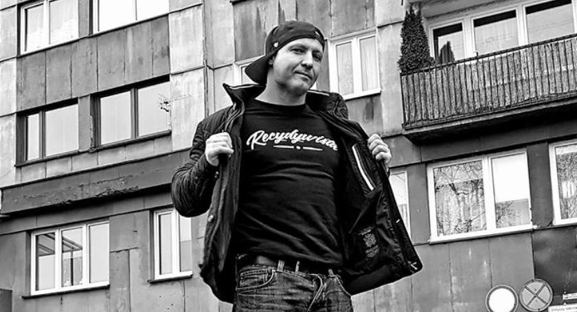 Muzyka, Tomasz Chada żyje Grochowski raper zmarł niedzielę - zdjęcie, fotografia