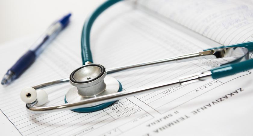 Opieka zdrowotna, przychodnia Styrskiej - zdjęcie, fotografia