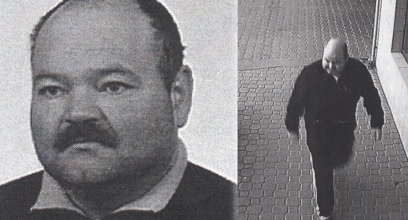 Poszukiwani, Zaginął mieszkaniec Sulejkowskiej Policja prosi pomoc - zdjęcie, fotografia