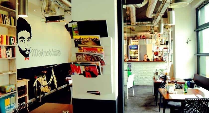 Cafe&Bar Makroklimat na Gocławiu