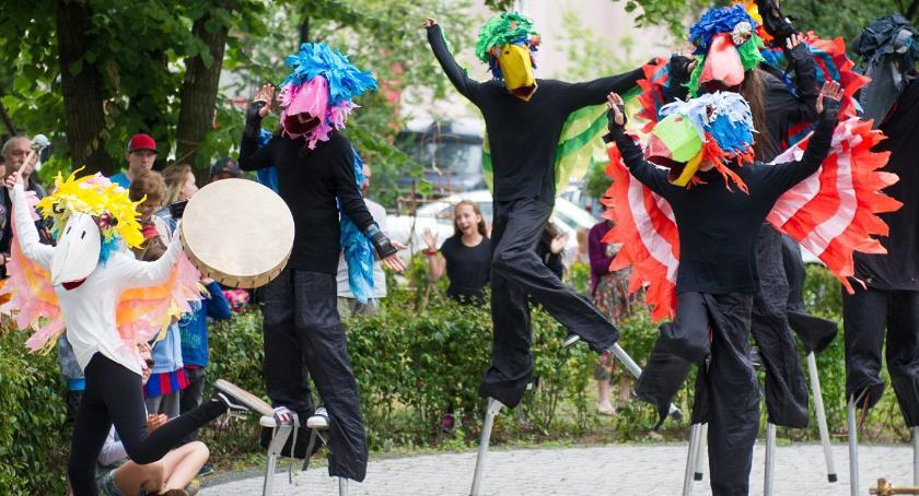 Zapowiedzi, Festyn ulicy Skaryszewskiej czerwca - zdjęcie, fotografia
