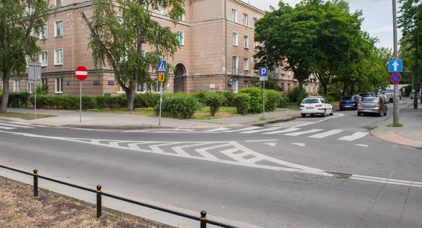 Ulice, Rusza remont Międzyborkskiej Sprawdźcie objazdy - zdjęcie, fotografia