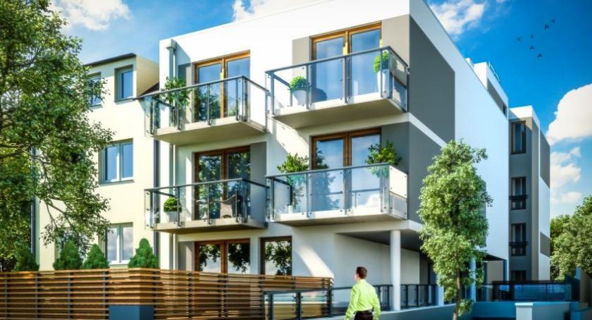 Kameralna to nowoczesne mieszkania w zielonej okolicy