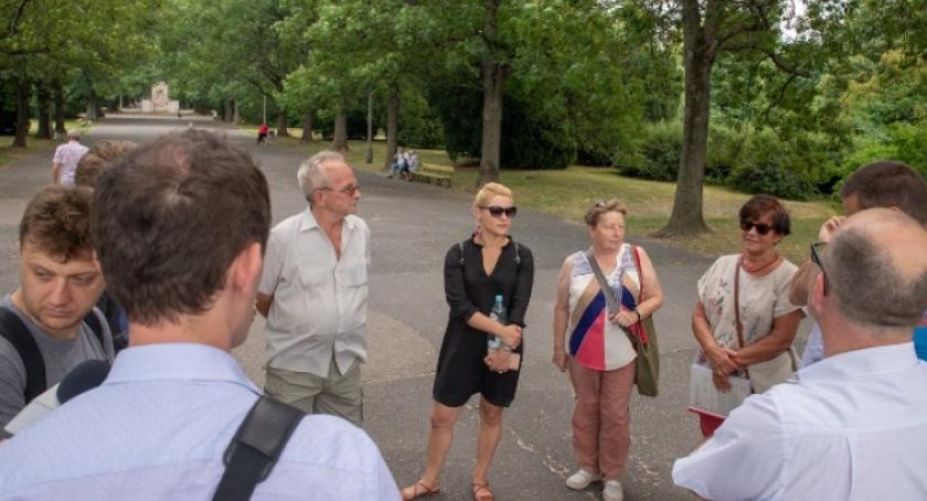 Zieleń, Szykują spore zmiany parku Skaryszewskim - zdjęcie, fotografia