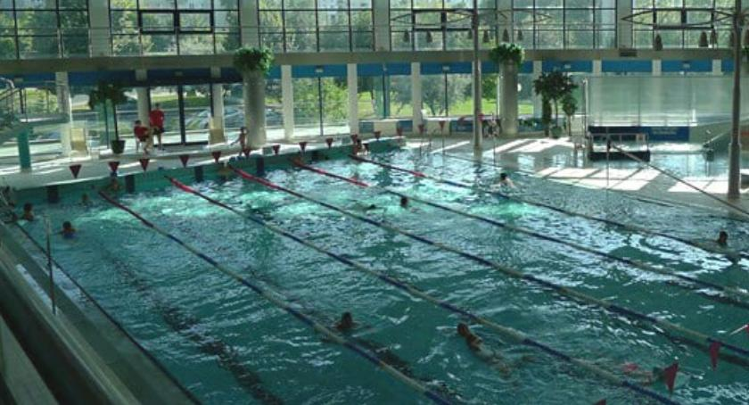 Pływalnia Wodnik Gocław Praga - Południe to świetnie wyposażony basen