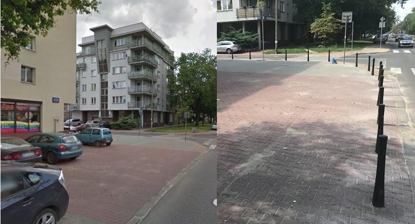 Ulice, Słupkoza Pradze - zdjęcie, fotografia